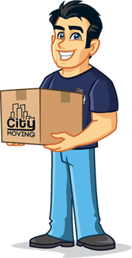 You Can Count On The City Moving Crew To Get Your Move Done Right,  Guaranteed!